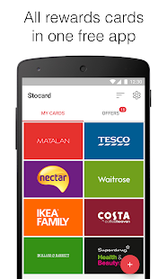stocard loyalty cards wallet android apps on google play. Black Bedroom Furniture Sets. Home Design Ideas