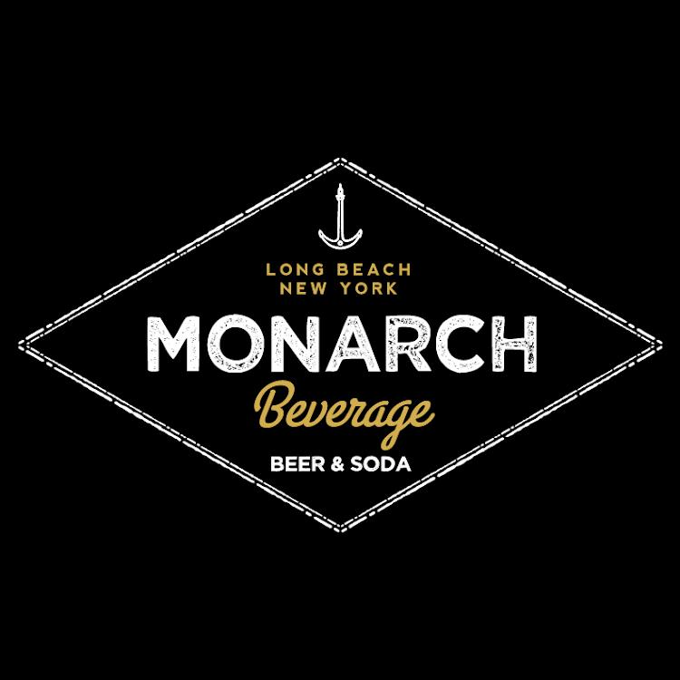 Logo for Monarch Beverage