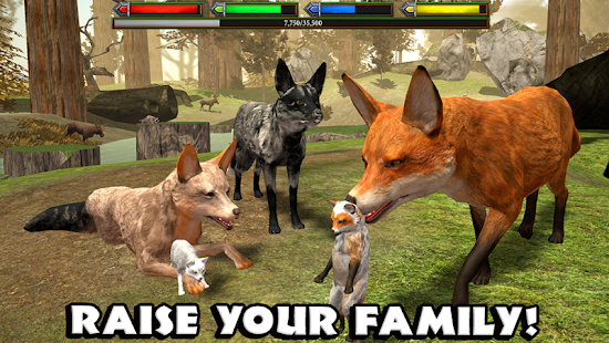 Ultimate Fox Simulator- screenshot thumbnail