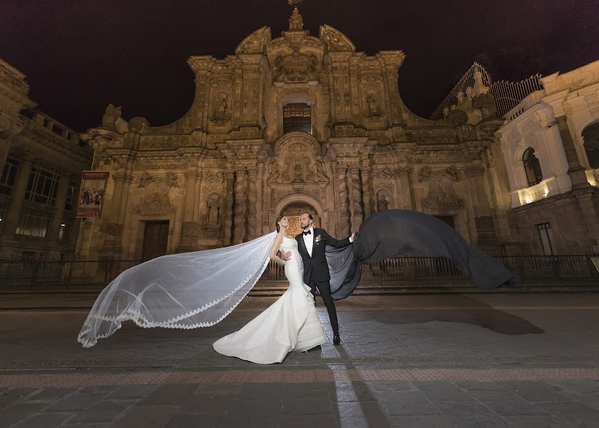 Nhiếp ảnh gia ảnh cưới Patricio Calle (calle). Ảnh của 25.10.2018