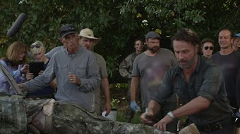 """Making of The Walking Dead: Episode 712, """"Say Yes"""""""
