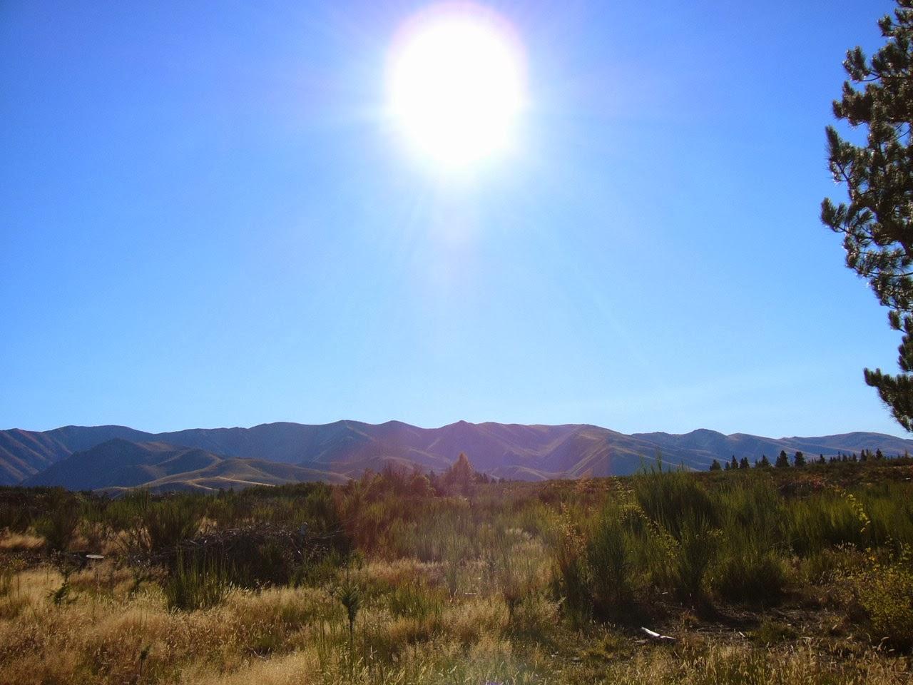 Photo: Mount Ida Range.