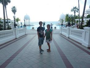 Photo: Hotel RIU Palace in Cancun