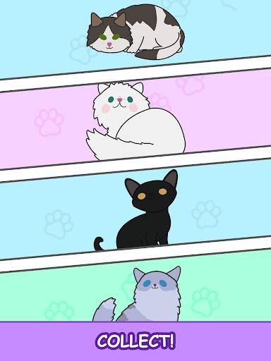 Cats Tower - Merge Kittens 2 2.18 screenshots 10