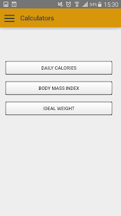 Diets for losing weight- screenshot thumbnail