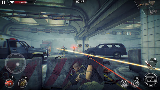 Left to Survive: Zombie Survival PvP Shooting Game 4.1.1 screenshots 18