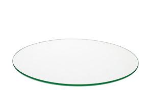 Rostock MAX Boro Glass Build Plate 310mm