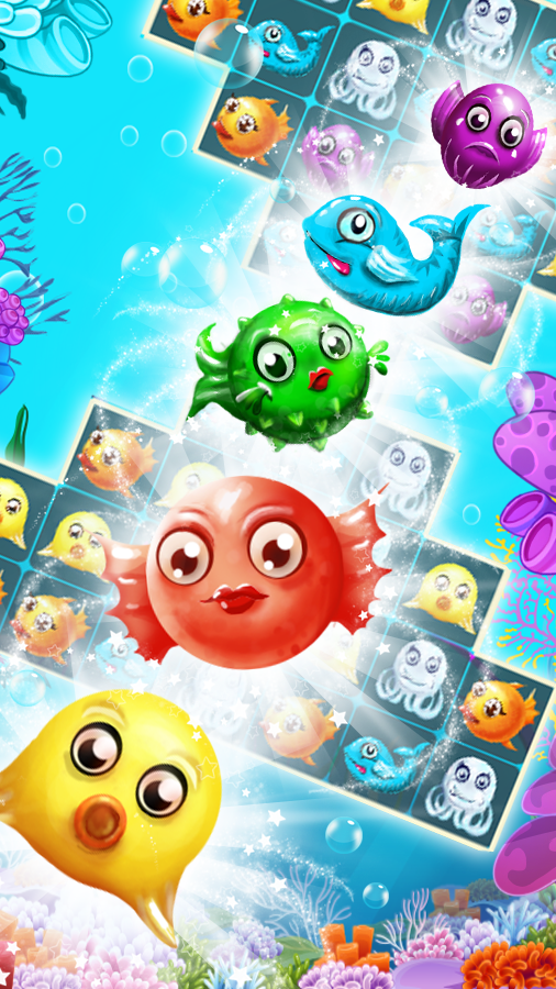 Charm ocean fish mania android apps on google play for Fish mania game