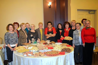 Photo: The Carbondale UNICO chapter held it's first annual  Ladies' Day Out at the Best Western Pioneer Plaza Hotel in Carbondale. The event was a huge success.  Pictured left to right are Mary Lynn Brannon, Kitty Golin, Mary Monahan, Patty Calabro, Mary Ann Kearney, Lena Graziano, Madeline Nalt,  Chairwoman Lisa Criscera, Terri Pettinato, Chairwoman Carmel Gretzula, Charlotte Connor, Patty Morell, and Yvonne Gatto