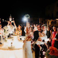 Wedding photographer Paolo Barge (paolobarge). Photo of 20.08.2018