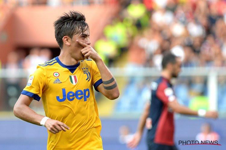 Juventus beleeft dramatisch begin, maar Dybala keert de match nog helemaal om (mede dankzij correcte ingreep van videoref)