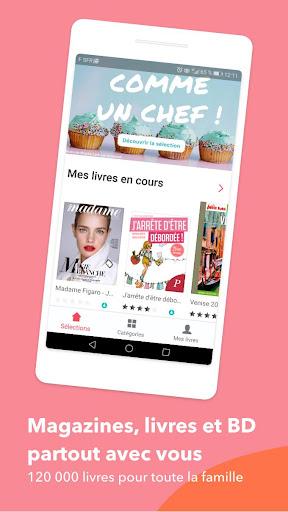 Youboox - Livres, BD et magazines 2.7.4 screenshots 1