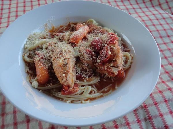 Crock Pot Italian Chicken & Carrots Recipe