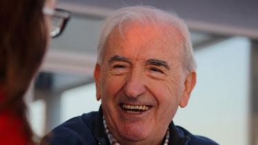 Juan Megino presidió el COJMA durante la celebración de los Juegos en 2005