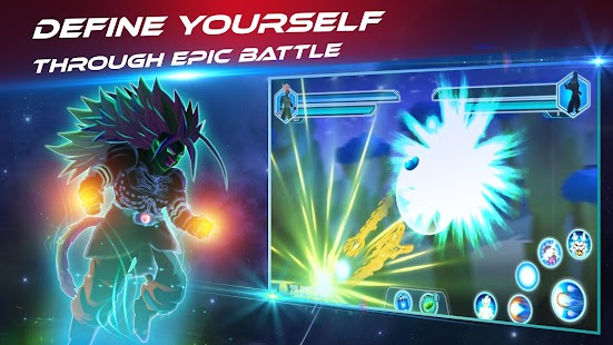 Dragon Shadow Battle Warriors: Super Hero Legend - náhled