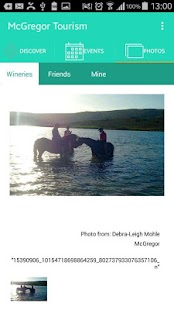 McGregor Tourism - náhled