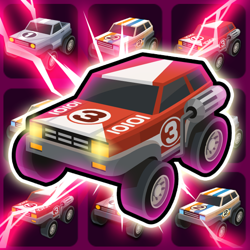 Merge Racing : Idle Rally Car