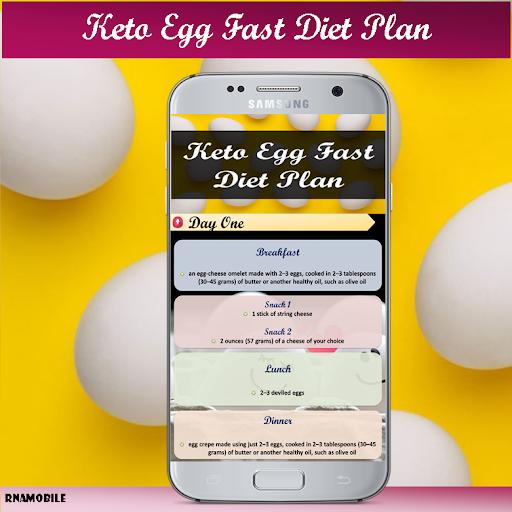 Keto Egg Fast Diet Plan hack tool