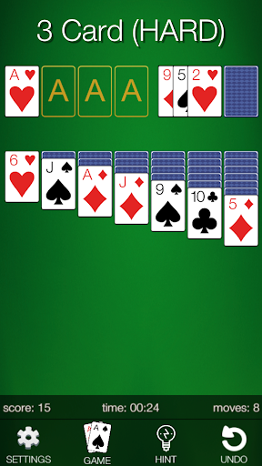 Solitaire cheat screenshots 4