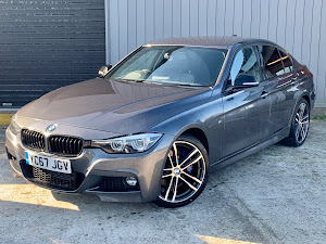 2017 BMW 320D M SPORT SHADOW EDITION A