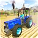 Farm Tractor Machine Simulator icon