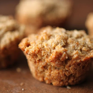 Oat Bran Muffins (low carb, gluten free with sugar free option).