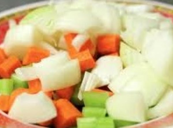 Meanwhile, in 5- to 6-quart slow-cooker , place potatoes, onion, carrots and celery. Salt...