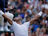 Nadal passe au forceps contre Del Potro, Isner rejoind Anderson