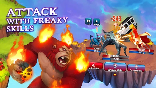 Monster Legends screenshots 2