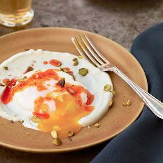 Turkish-Style Poached Eggs