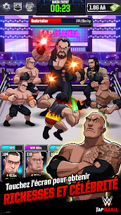 WWE Tap Mania Mod 17811.22.1 Apk [Unlimited Money] 1