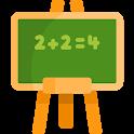 Quick Math IQ Test Game icon