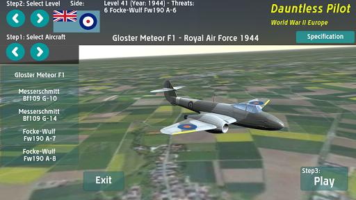 玩免費模擬APP|下載DP戦闘機WW2デモ app不用錢|硬是要APP