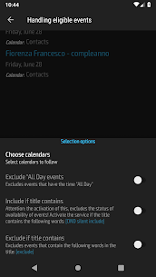 Do Not Disturb – Silent Mode Premium v4.3.7 [Patched] APK 6