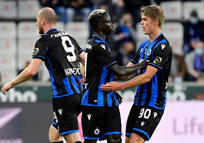 Bruges profite des faux pas de ses deux futurs adversaires et regarde octobre droit dans les yeux