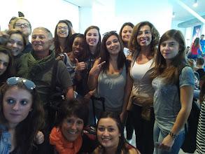 Photo: At Pisa airport......