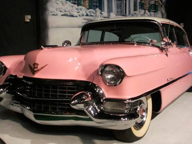 Elvis Presley y su pasión por los Cadillacs