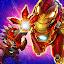 Dino King Iron T-Rex VS Triceratops icon