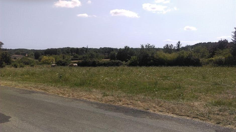 Vente terrain à batir  1680 m² à Saint-Martial-de-Nabirat (24250), 33 600 €