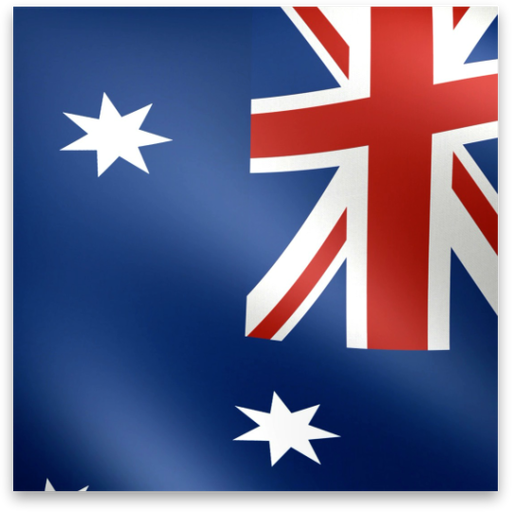 3D Australia Flag Live Wallpaper PRO