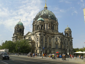 Photo: Berliner Dom (Cathédrale de Berlin)