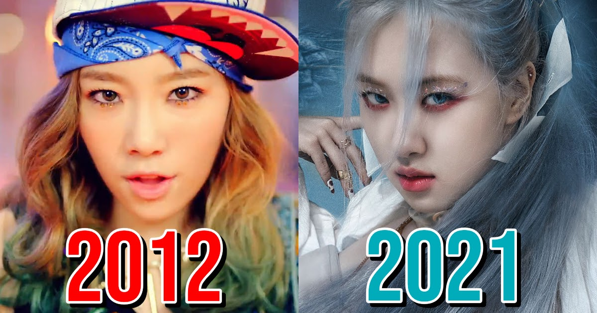 These Have Been The Top 5 Most Successful K-Pop Girl Group MVs Of Each Year For The Last Decade