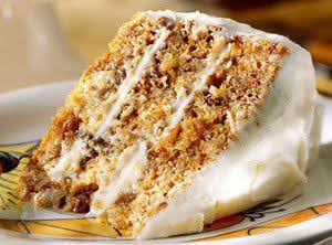 Best Ever Carrot Cake With Buttermilk Glaze Recipe