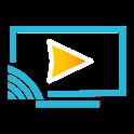 PlayTo Chromecast icon