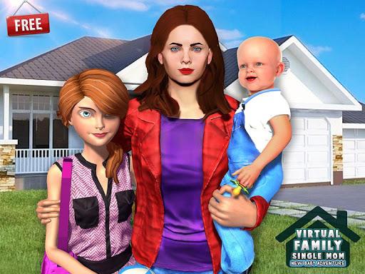 New Baby Single Mom Family Adventure 1.0.4 screenshots 10