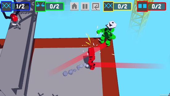Download Robot Battle 1-4 player offline mutliplayer game For PC Windows and Mac apk screenshot 12