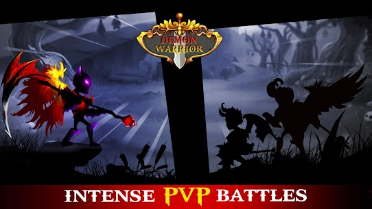 Demon Warrior Premium – Stickman Shadow Action RPG 2