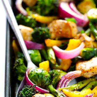 Avocado Chicken Stir Fry Recipes
