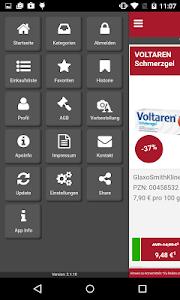ALTE + NEUE Apotheke online screenshot 1