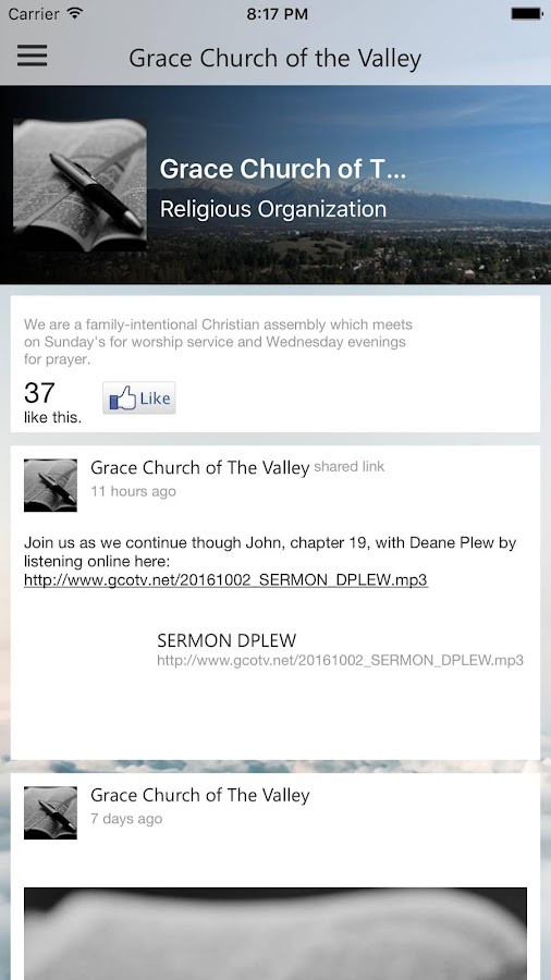 Grace Church - Temescal Valley- screenshot